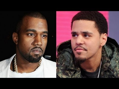First Week Sales Projections For Kanye West, J. Cole, & Mac Miller