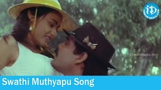 Swathi Muthyapu Jallulalo Song - Prema Yuddham Movie Songs - Nagarjuna , Amala