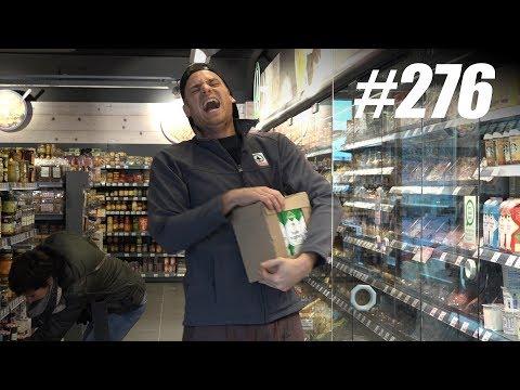 #276: Schokkende Supermarkt Medewerker [OPDRACHT]