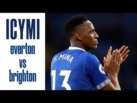 Video: OUCH! RICHARLISON BOUNCES BACK IN STYLE, MINA DEBUT | ICYMI... EVERTON V BRIGHTON