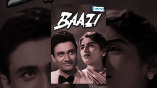 Baazi (1951) Full Hindi Movie | HD | Dev Anand, Geeta Bali