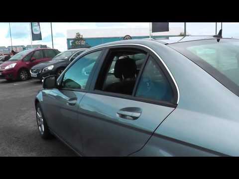 Mercedes-Benz C CLASS C200K SE 4dr Auto U206156