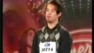 Video David Cook - American Idol Audition MP3, 3GP, MP4, WEBM, AVI, FLV Juli 2018