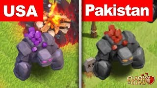 Video 5 Troops In Clash of Clans That Are Different In Other Countries MP3, 3GP, MP4, WEBM, AVI, FLV Februari 2018