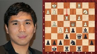 GM Wesley So ~ GM Gata Kamsky