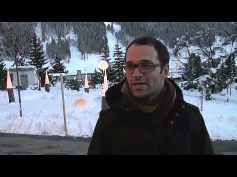 CAS Digital Publisher: Film von den Teilnehmern während des Unterrichts in Davos