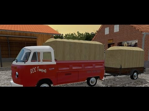 ROS VW Bus and Trailer v1.1