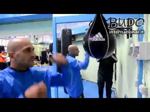 Allenamento alla pera veloce - Sunny Side Gym - Budo International