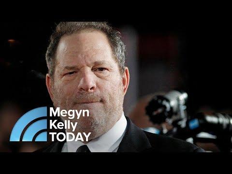 Harvey Weinstein Could Soon Face Arrest | Megyn Kelly TODAY