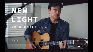 Video New Light - John Mayer x SHAWN SKIM (Live Acoustic Cover) MP3, 3GP, MP4, WEBM, AVI, FLV Juni 2018