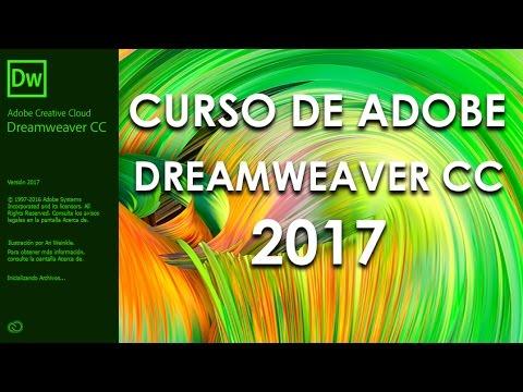 CURSO DE DREAMWEAVER CC - COMPLETO