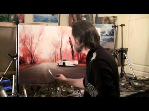 онлайн курсы живописи: