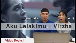 Video BEST INDONESIAN SONG EVER! KOREAN REACT TO 'AKU LELAKIMU - VIRZHA' MP3, 3GP, MP4, WEBM, AVI, FLV April 2019