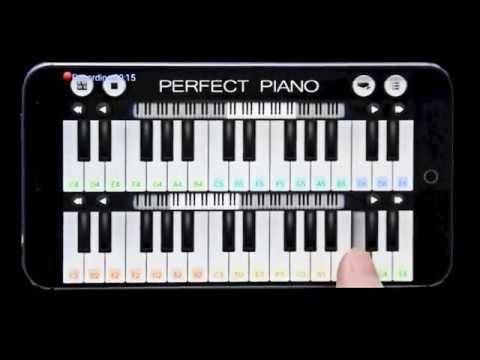 Video of Perfect Piano