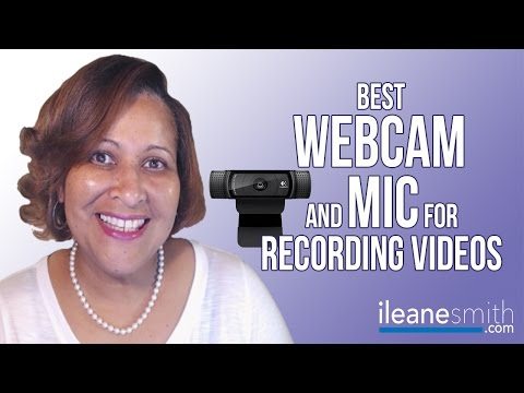 Watch 'Best Webcam and Mic for Recording on YouTube and Blab'