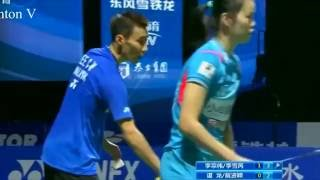 Video LEE Chong Wei - LI Xuerui vs CHEN Long - TAI Tzu Ying MP3, 3GP, MP4, WEBM, AVI, FLV Mei 2018