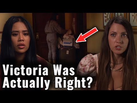 Why Victoria Might Be Getting Set Up as The Bachelor Villain