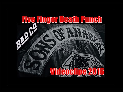 Video Bad Company, Sons of Anarchy / Five Finger Death Punch download in MP3, 3GP, MP4, WEBM, AVI, FLV January 2017