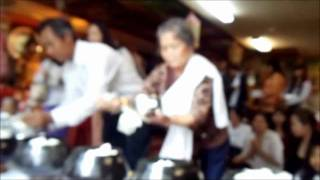 Khmer Culture - Bon Phum Bin 2011