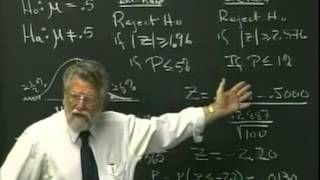 Lecture 35 Math 134 Elementary Statistics