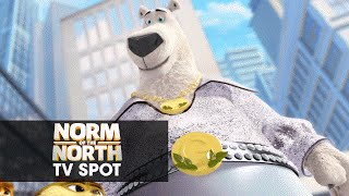 """Nonton Norm Of The North (2016) Official TV Spot – """"Out Of Towner"""" Film Subtitle Indonesia Streaming Movie Download"""