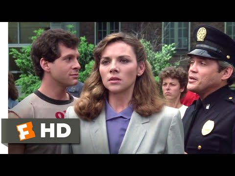 Police Academy (1984) - Let's See The Thighs Scene (2/9) | Movieclips