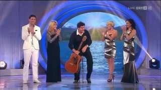 Jack White,Pascal Silva,Lena Valaitis,Anita Hofman - Mein letztes Lied (Das Sommerfest am See 2014)