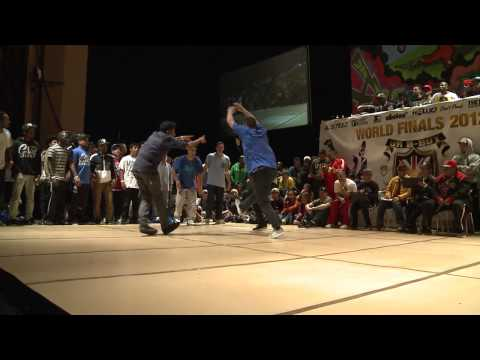 bboy - Champions 2012 - JINJO (Korea) BBoy Crew Final SOUL MAVERICKS vs JINJO UK B-Boy Championships World Finals 2012 www.bboychampionships.com.