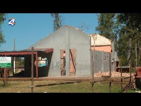 Resignificación del Parque Municipal: Comenzaron obras en La Casita