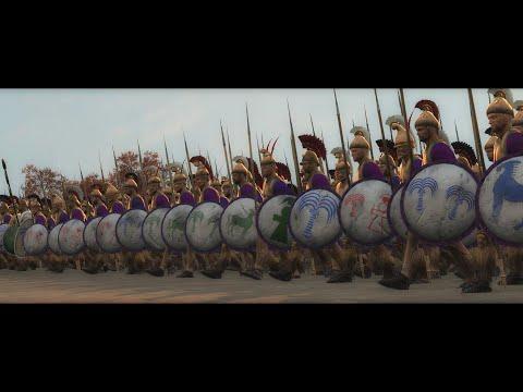 Battle of Zama (202 BC) Roman Republic Vs Carthage | Rome 2 Total War - Historical Cinematic Battle