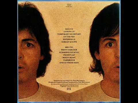 Paul McCartney - One of These Days lyrics