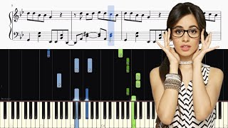 Video Camila Cabello - Havana - Piano Tutorial + SHEETS download in MP3, 3GP, MP4, WEBM, AVI, FLV January 2017