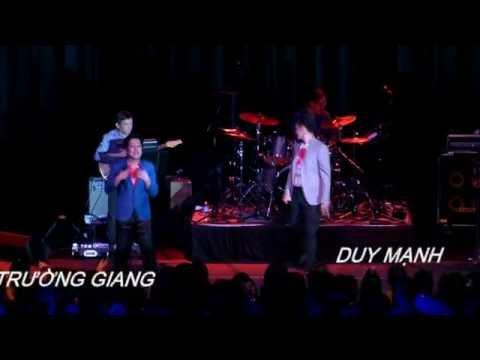 Trường Giang troll Duy Mạnh khi diễn show tại nước ngoài