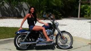 10. New 2012 Harley-Davidson XL1200V Sportster Seventy-Two 72