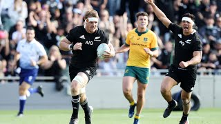 New Zealand v Australia Rd.2 2020 Bledisloe Cup video highlights