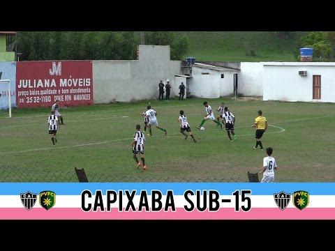 [Sub-15] Atlético Itapemirim 0 x 5 Porto Vitória [30/04/2017]