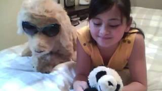 Jasmine Thompson a 15 ans, elle est youtubeuse, chanteuse, danseuse, pianiste et actrice