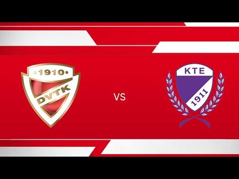 4. forduló: DVTK - KTE 1-1 (1-1)