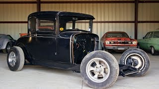 1930s Street Hot Rod—Roadkill Garage Preview Ep. 38 by Motor Trend