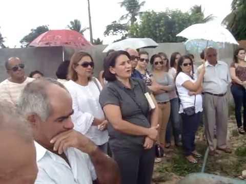 Despedida de Orlette Corrêa Santos.