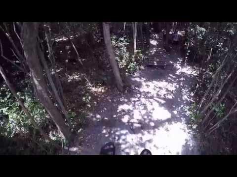 Tirolesa em Pipa - Aventura sobre as copas das árvores