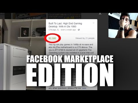 I Read Ridiculous PC Ads on Facebook