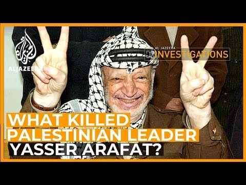 Exhuming Arafat's body
