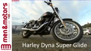 3. Harley-Davidson Dyna Super Glide Review (2003)