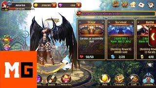 Video [iOS] Kritika: The White Knights - Dark Valkyrie Gameplay MP3, 3GP, MP4, WEBM, AVI, FLV September 2018