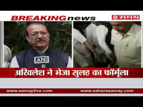 Sudhindra Bhadoria on mutual discord in Samajwadi Party