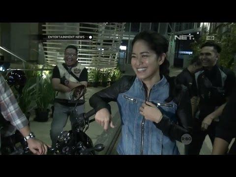 Prisia Nasution Mulai Tertarik Kembali dengan Moge