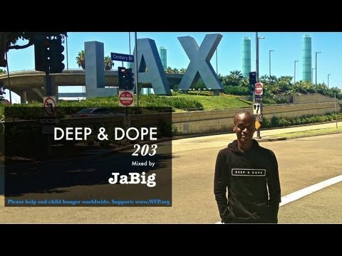Brazilian Jazz Afro House Music, Soulful Deep Lounge & Broken Beats DJ Mix Set by JaBig