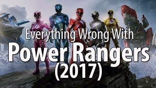 Nonton Everything Wrong With The Power Rangers  2017  Film Subtitle Indonesia Streaming Movie Download
