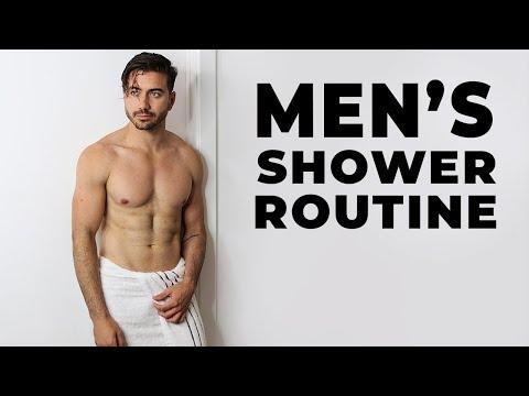 MY SHOWER ROUTINE | Men's Shower and Grooming Routine 2018 | ALEX COSTA